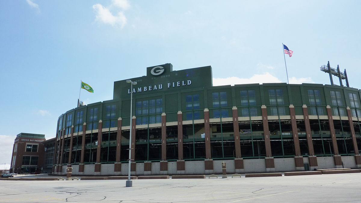 Lambeau Field Packers