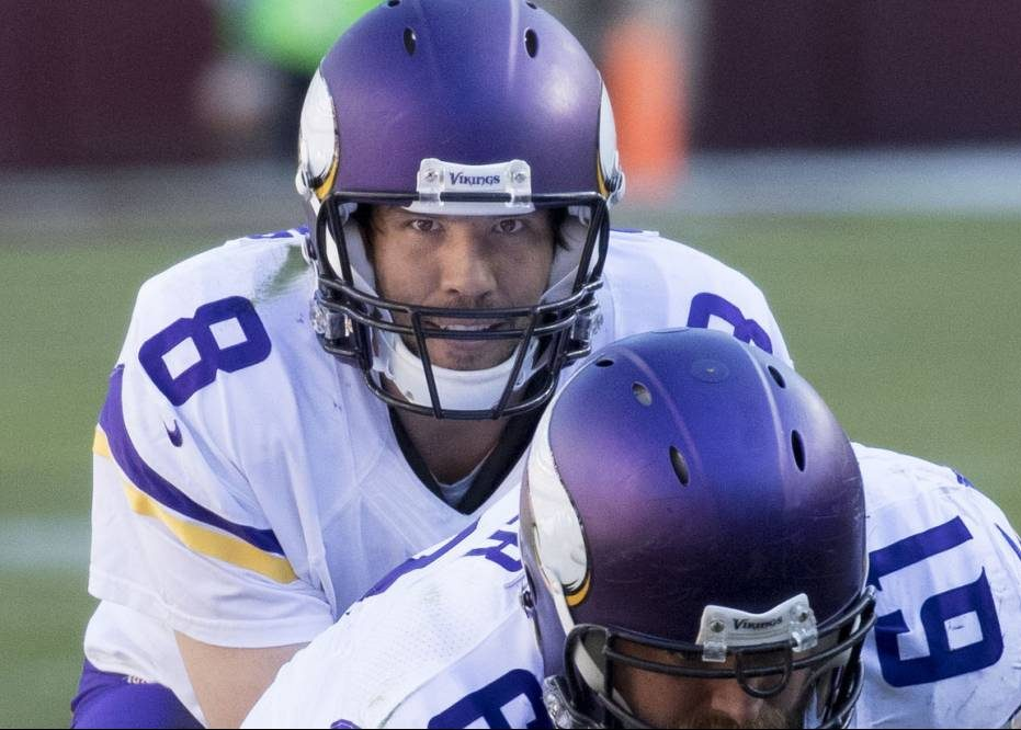 Sam Bradford Vikings