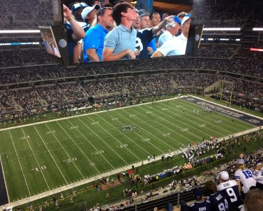 dallas stadium