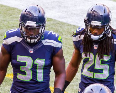 Kam Chancellor Richard Sherman seahawks