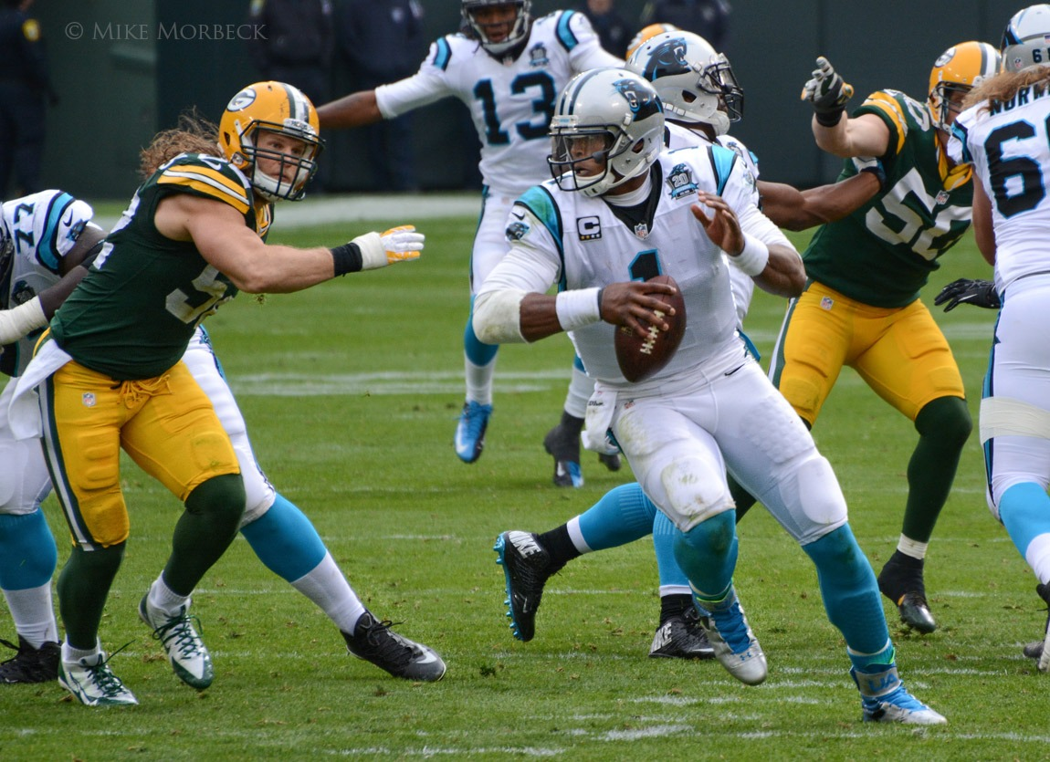 Packers Panthers Playoffchancen