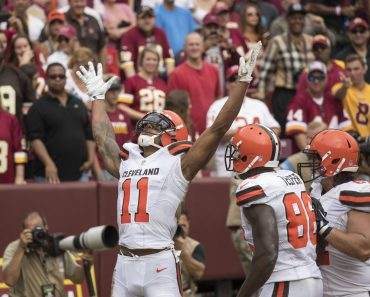 Terrelle Pryor Browns