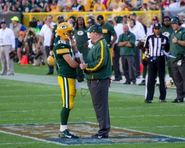 Aaron Rodgers Mike McCarthy