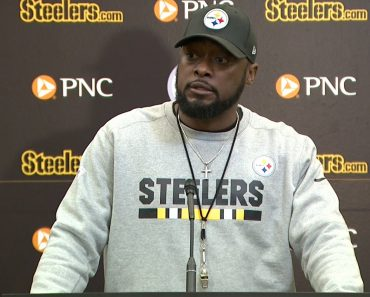 Mike Tomlin PK Ryan Shazier