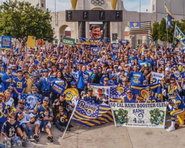 Los Angeles Rams Fans