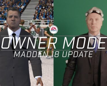 Madden Owner Mode