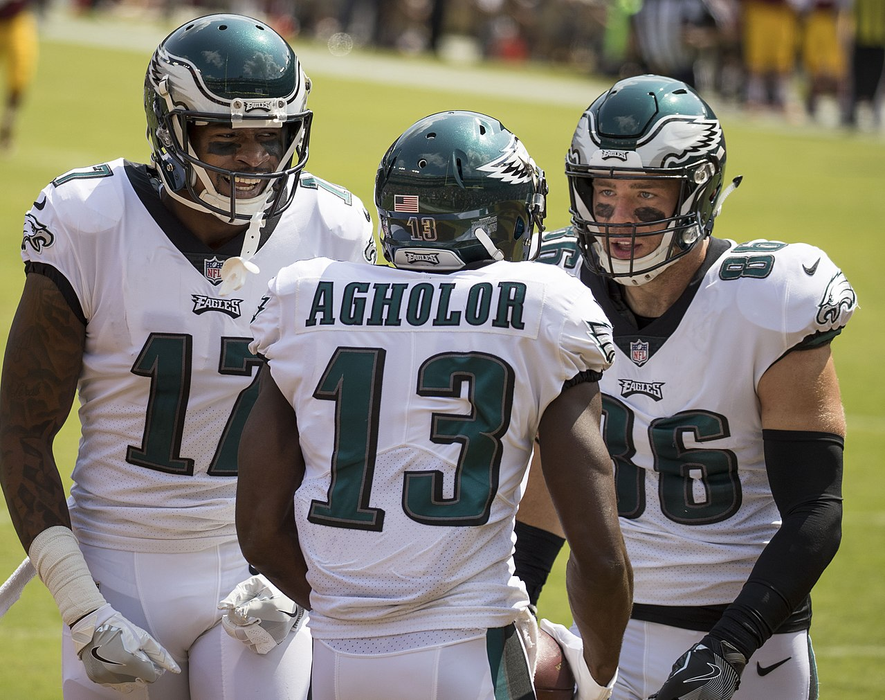 Eagles Agholor