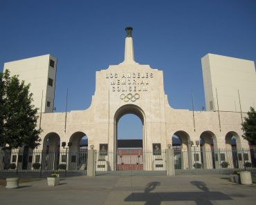 Los Angeles United Airlines Memorial Coliseum