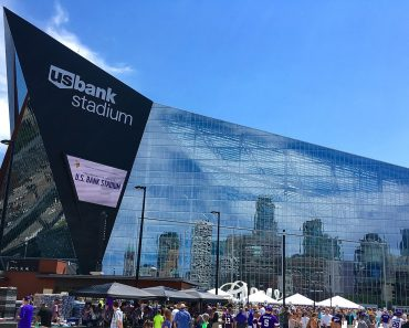 US Bank Stadium Vikings