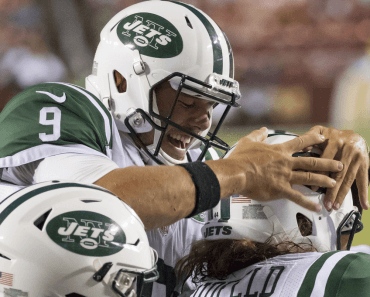 Jets bryce petty john morton
