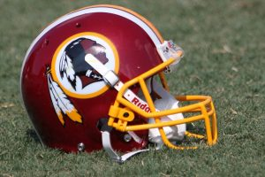 Washington Redskins Training Helm
