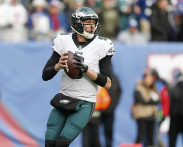 Nick Foles Eagles Super Bowl MVP Verpflichtungen