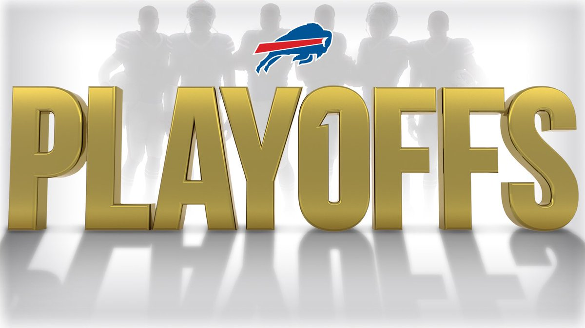 Playoff Picture Bills Wild Card