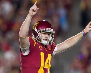 Sam Darnold USC Draft college