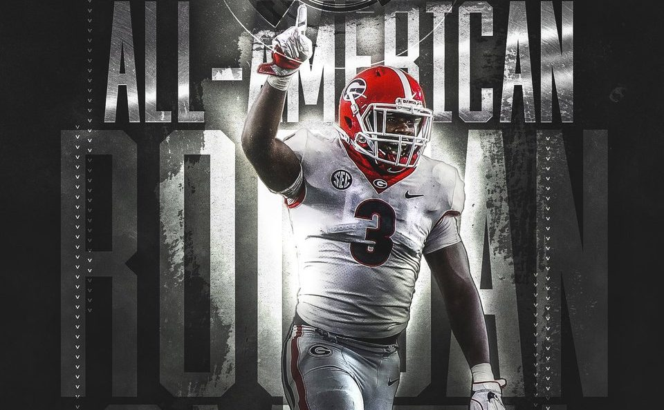 Roquan Smith Bulldogs