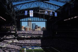Lucas Oil Stadium Combine Colts