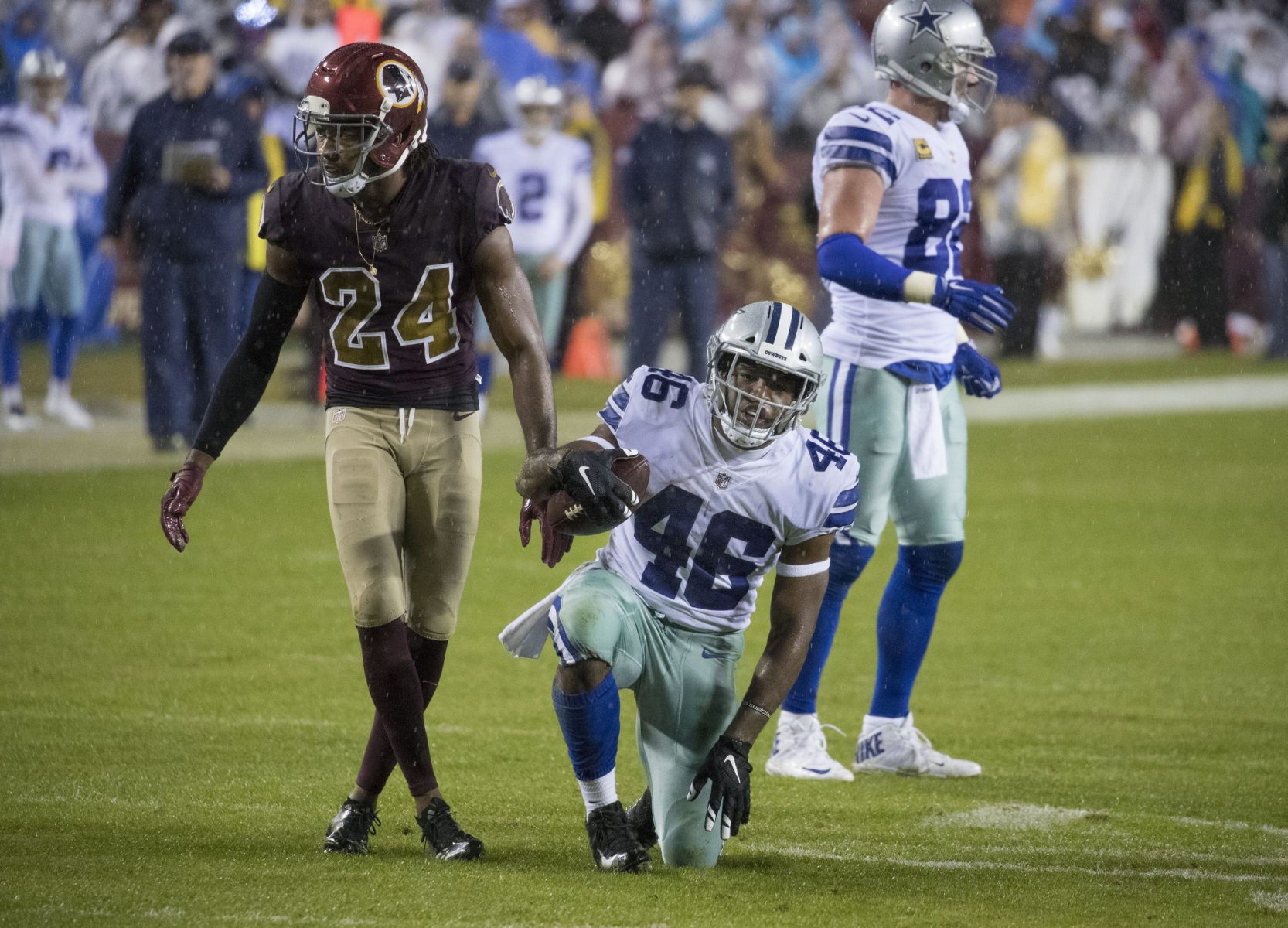 Alfred Morris Free Agents