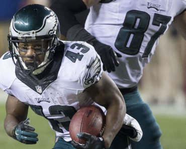 Darren Sproles Eagles Backfield