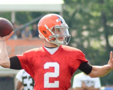 Johnny Manziel Spring League