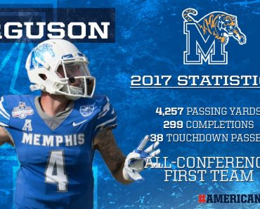 Riley Ferguson_Official Twitter Memphis Football