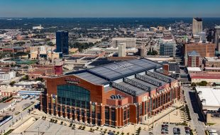 Lucas Oil Stadium Indianapolis Colts Combine