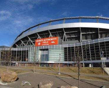 Broncos Stadium at Mile High Sports Authority
