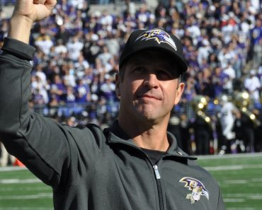 John Harbaugh Ravens