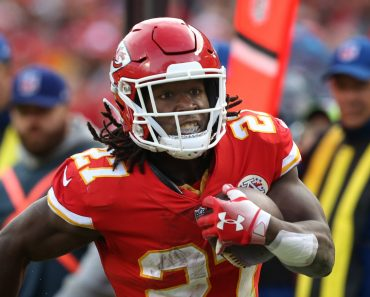 Kareem Hunt KANSAS CITY CHIEFS