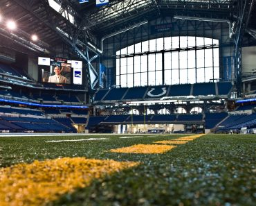 Indianapolis Colts lucas oil stadium nfl scouting combine