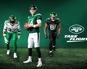 New York Jets Logo jersey
