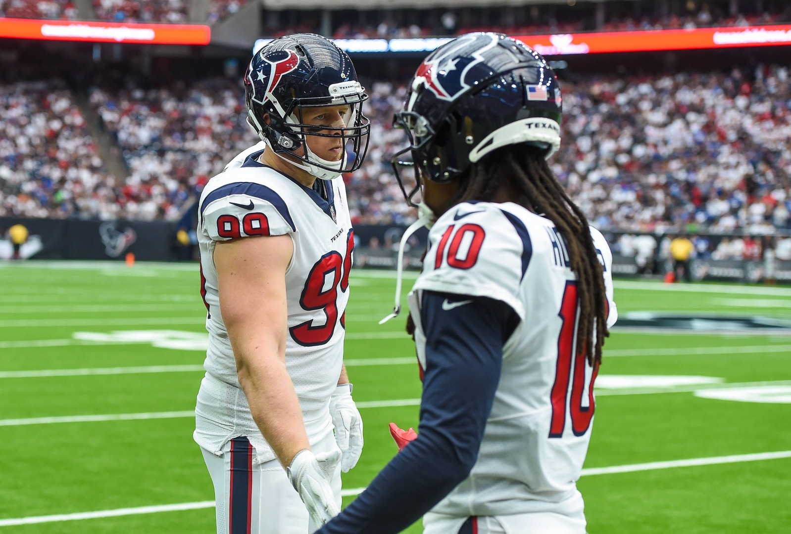 J.J. Watt | DeAndre Hopkins | Houston Texans