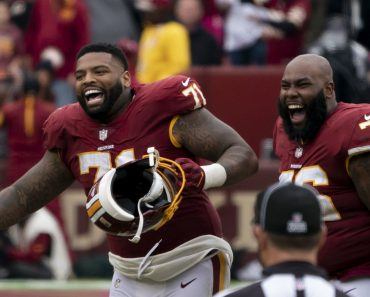 Trent Williams, Morgan Moses
