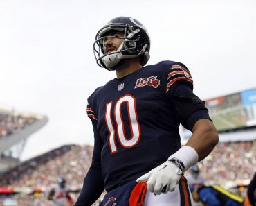 June 15, 2020, USA: Chicago Bears quarterback Mitch Trubisky on Nov. 24, 2019, at Soldier Field in Chicago, Ill. USA - Z