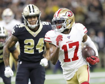 December 8, 2019, New Orleans, LOUISIANA, U.S: (left to right) New Orleans Saints strong safety Vonn Bell chases after S