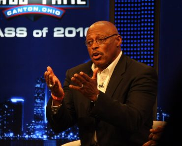 Floyd Little, USA Hall of Famer