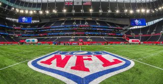 Football - 2019 NFL, American Football Herren, USA London Games : Carolina Panthers at Tampa Bay Buccaneers at 13.10.201